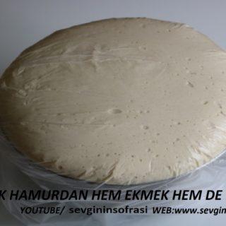Ekmek-Pide Hamuru