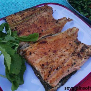 Izgara Alabalık & Toros Salatası
