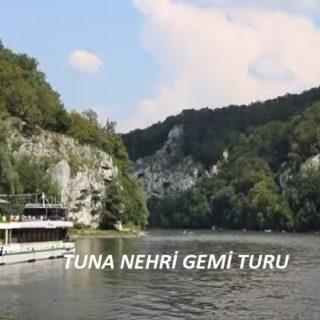 Tuna Nehri Gemi Turu