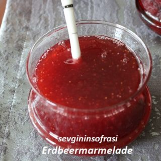 Erdbeermarmelade Rezept