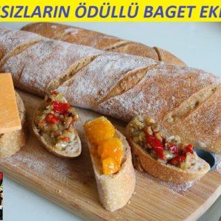 Ödüllü Baget Ekmek