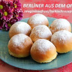 Berliner aus dem Ofen